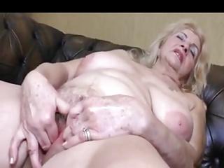 Big Tit Mature Fingering