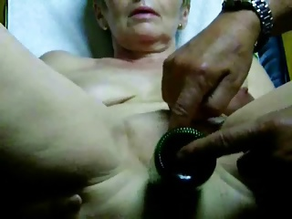 Very hawt old bitch climax
