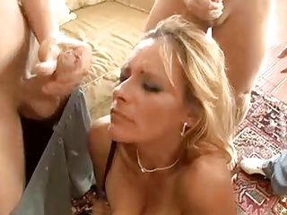 Cuckold Story And  Pervert Gangbang...F70