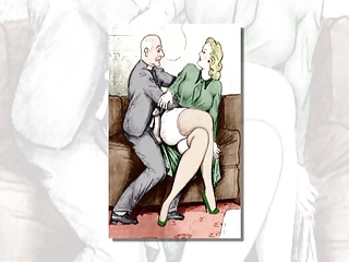 Older Erotic Art  4