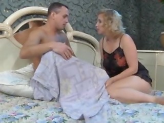 Susanna and Connor naughty old act of love