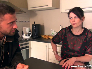 CLARISSE CURVY FRENCH Cougar 1st DATE (ANOTHER VIDEO)