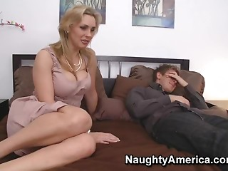 Tanya Tate & Danny Wylde in My Allies Hawt Mother