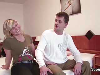 German Mother and Daddy in 1st Time porn Clip for Specie